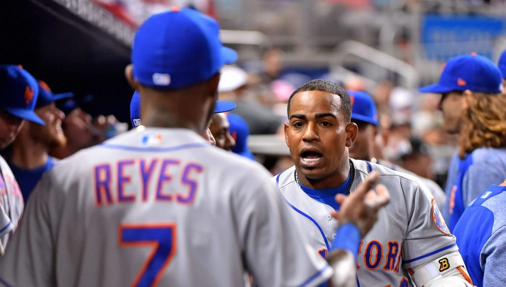 Yo', You Serious? Cespedes Hits 2 More HRs in New York Mets' 9-8 Win Against Marlins (Highlights)
