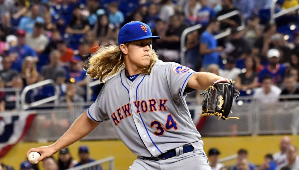 New York Mets Amazin' News, 4/15/17: A Late Loss in Miami, Noah Syndergaard Injured Again