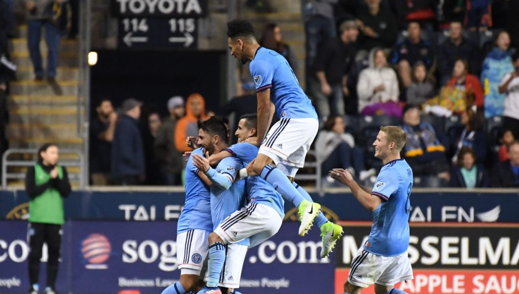 New York City FC Can Avenge Opening Day Defeat at Orlando