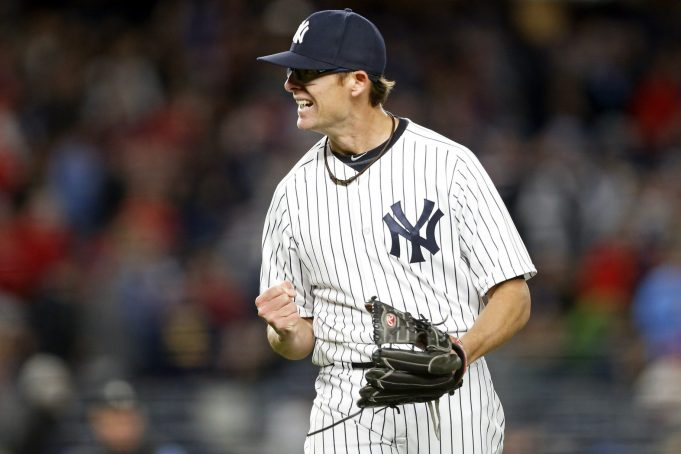 New York Yankees: Tyler Clippard is Criminally Underrated in a Dominant Bullpen 2