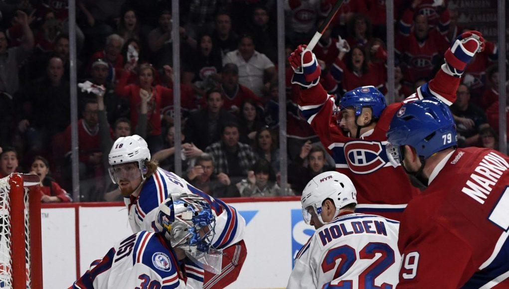 New York Rangers Drop OT Heartbreaker, 4-3, in Game 2 Against Montreal Canadiens (Highlights) 2