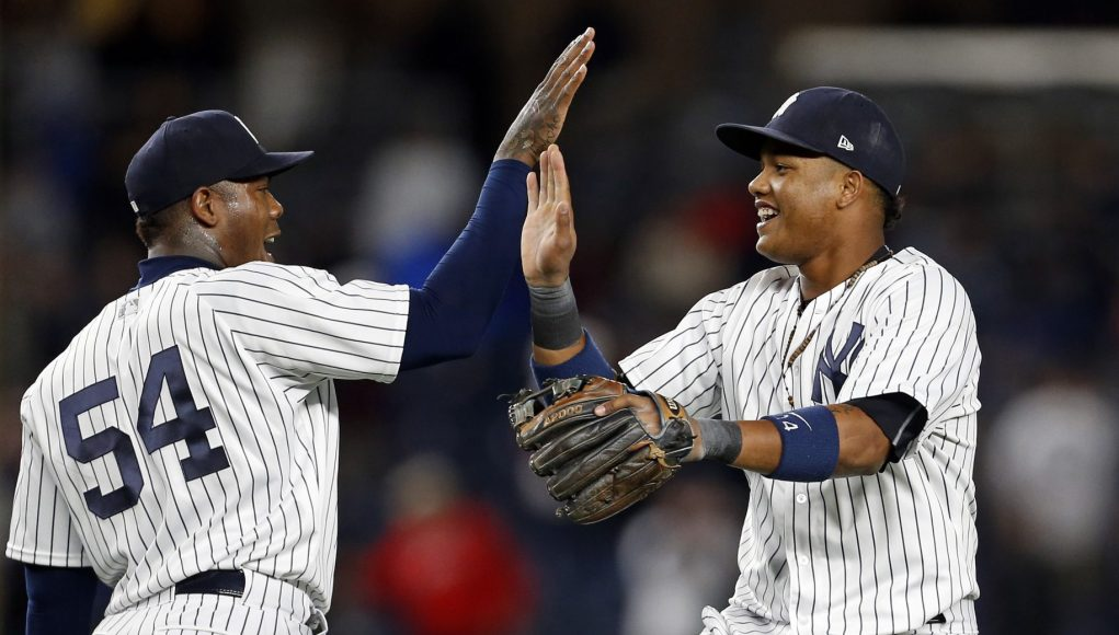 Look Out: The New York Yankees Are Just Getting Started