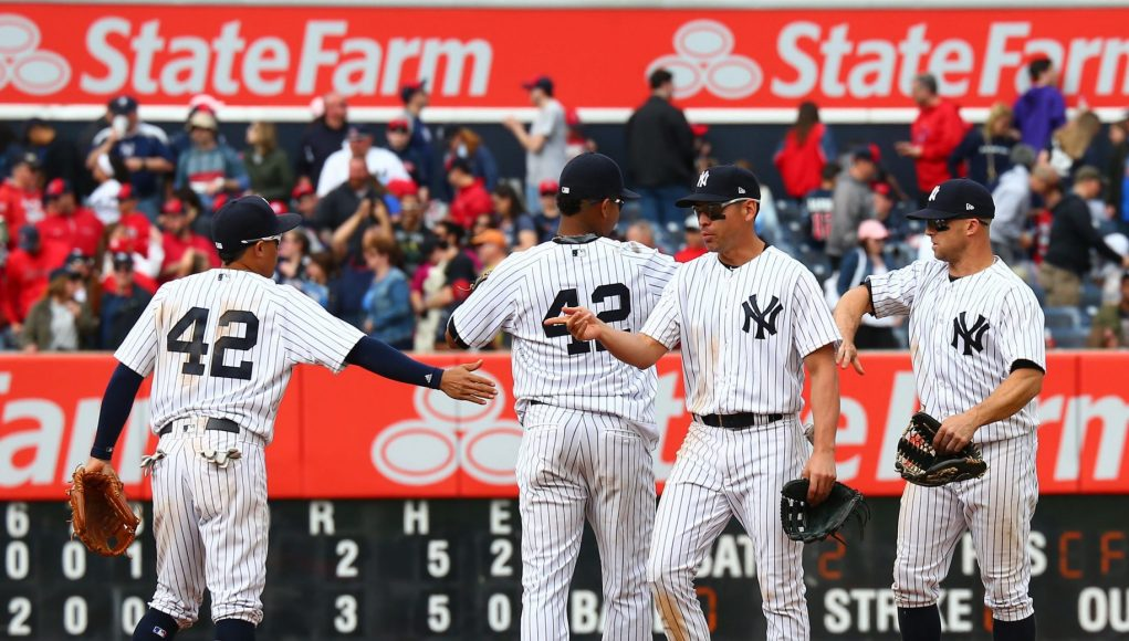 New York Yankees Look To Keep Hot Streak Rolling And Sweep Cardinals
