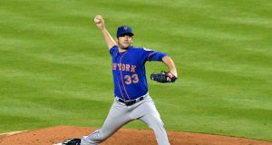 New York Mets Get No-Hit Until 8th, Lose on Walk-Off Home Run Against Marlins (Highlights)