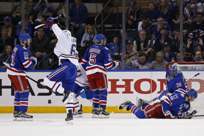 New York Rangers Put Forth Pitiful Effort in 3-1 Game 3 Loss to Montreal Canadiens (Highlights)