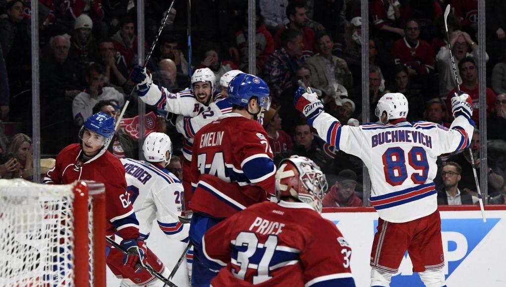 Mika Zibanejad OT Heroics Lift New York Rangers Over Montreal Canadiens, 3-2 (Highlights)