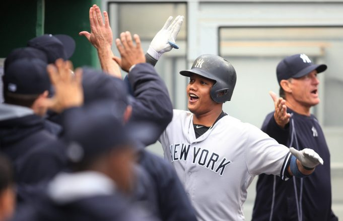New York Yankees: Who's Hot, Who's Not Heading Into Boston Series? 3