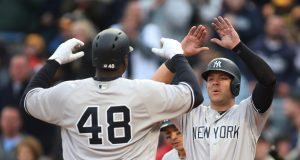 In a Pinch: Chris Carter's Late Blast Lifts New York Yankees Over Pirates (Highlights)