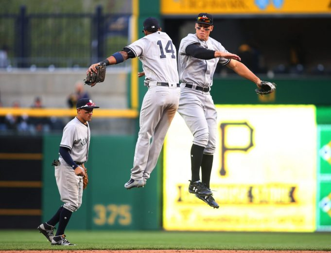 The Lit Six: New York Yankees Top Plays from 4/17-4/22