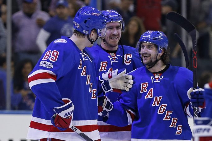 New York Rangers: Game, Set, Match -- Ottawa Senators up Next