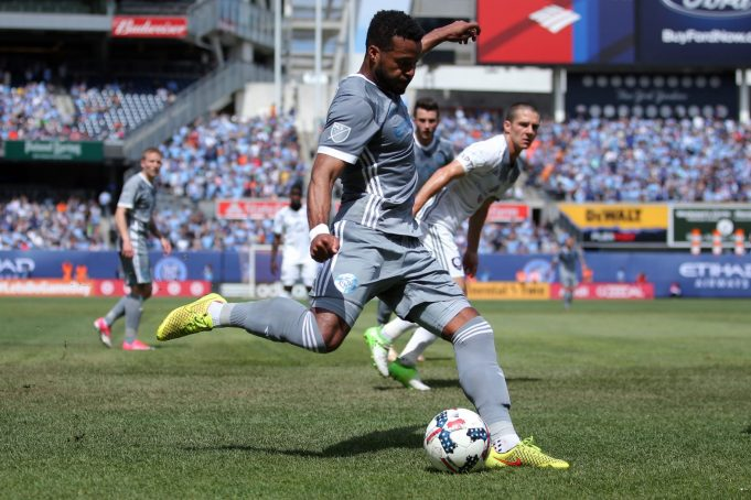 NYCFC's Offensive Attack Continues to Struggle in 2017