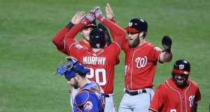 New York Mets Fall Hard to the Nationals on Daniel Murphy's Grand Slam, 6-3 (Highlights)