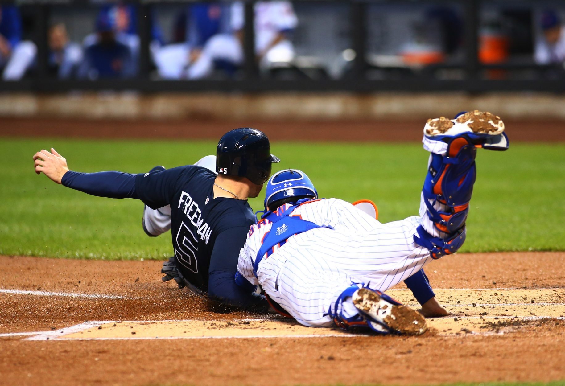 New York Mets 2, Atlanta Braves 8: Amazin' Misery Continues (Highlights)