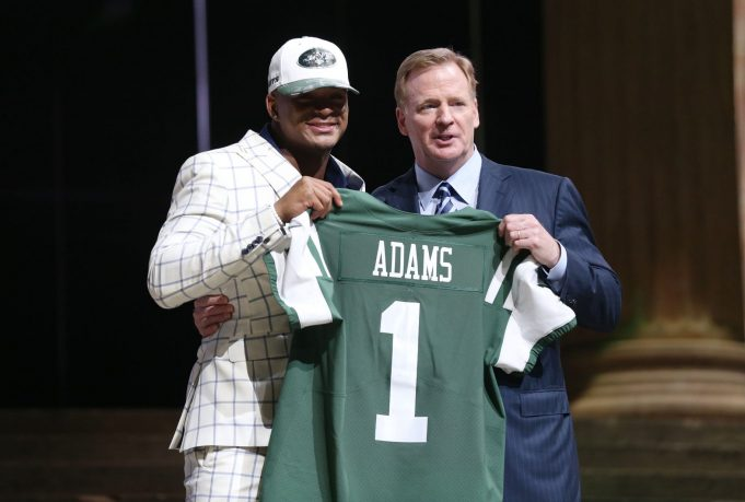New York Jets Select LSU's Jamal Adams at No. 6 in the 2017 NFL Draft (Video)