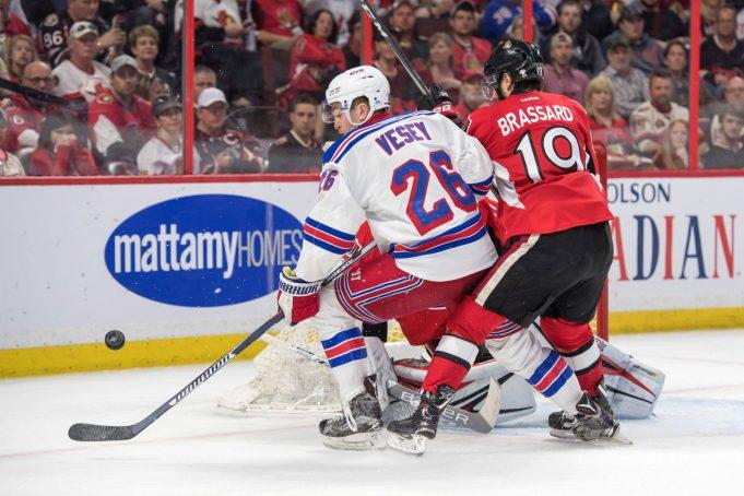 New York Rangers Blueshirt Beat, 4/29/17: Ottawa Senators Game 2, Chris Drury Blocked
