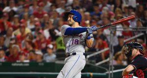 Travis d'Arnaud's 2 HRs Lead the New York Mets Over Scherzer's Nats (Highlights)