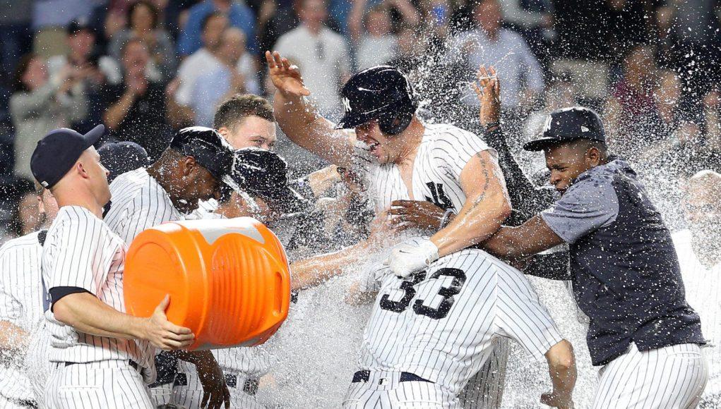 New York Yankees: Matt Holliday Homers To Complete Monumental Comeback (Video) 2