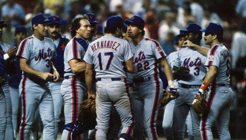 11 Greatest New York Playoff Series of All-Time: Do the 1986 New York Mets Top the List?