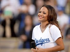 New York Jets RB Brandon Wilds Spotted with Christina Milian