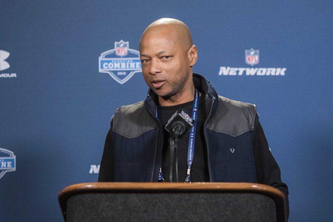 NFL Draft Day Déjà Vu: The New York Giants Must Trade Up on Day 2 1