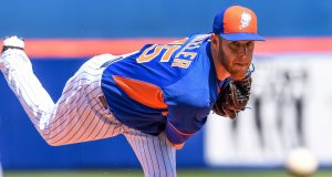 New York Mets' Zack Wheeler Finally Returns After Two Lost Seasons