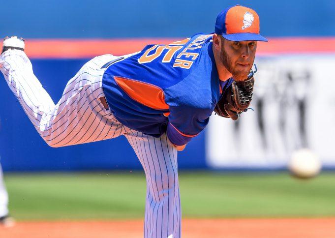 New York Mets' Zack Wheeler Finally Returns After Two Lost Seasons