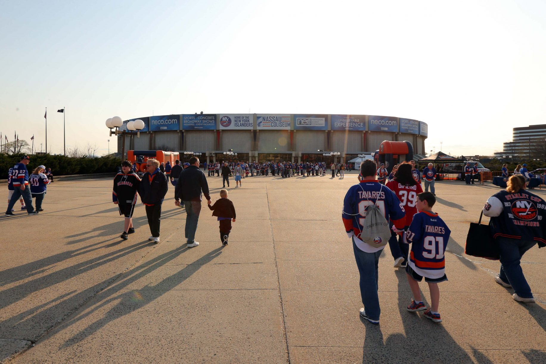 Making Sense of the New York Islanders' Stadium Situation