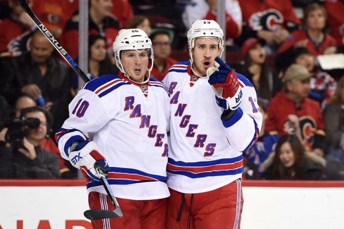 For the New York Rangers, Young Talent is Vital to Stanley Cup Playoff Success
