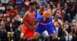New York Knicks News Mix, 4/4/17: @ Chicago Bulls, Melo and Phil Ready to Meet