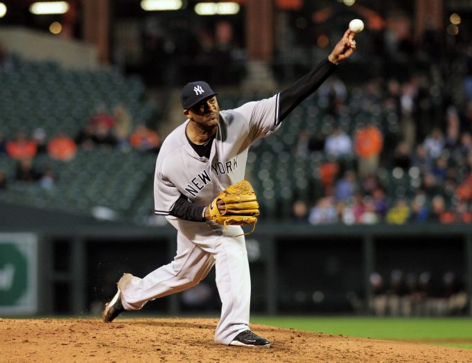 New York Yankees Call On CC Sabathia To Avoid Three-Game Sweep