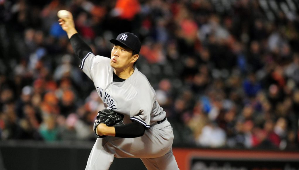 New York Yankees, Masahiro Tanaka Look To Bounce Back In Middle Game