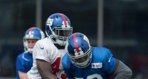 New York Giants' Owa Odighizuwa Clears Up Twitter Fiasco ... Sort Of