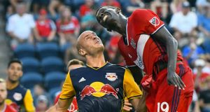 The New York Red Bulls Set to Play Host to Chicago Fire 2