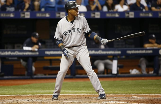 New York Yankees: No Such Thing As April Showers For Starlin Castro