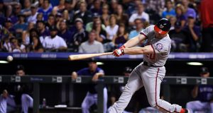Daily Fantasy Baseball, 4/25/17: Stud Pitchers or Daniel Murphy & Bryce Harper at Coors? 1