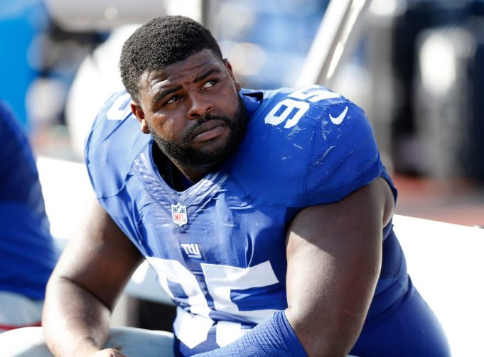 New York Giants Must Make a Decision On Johnathan Hankins by the NFL Draft