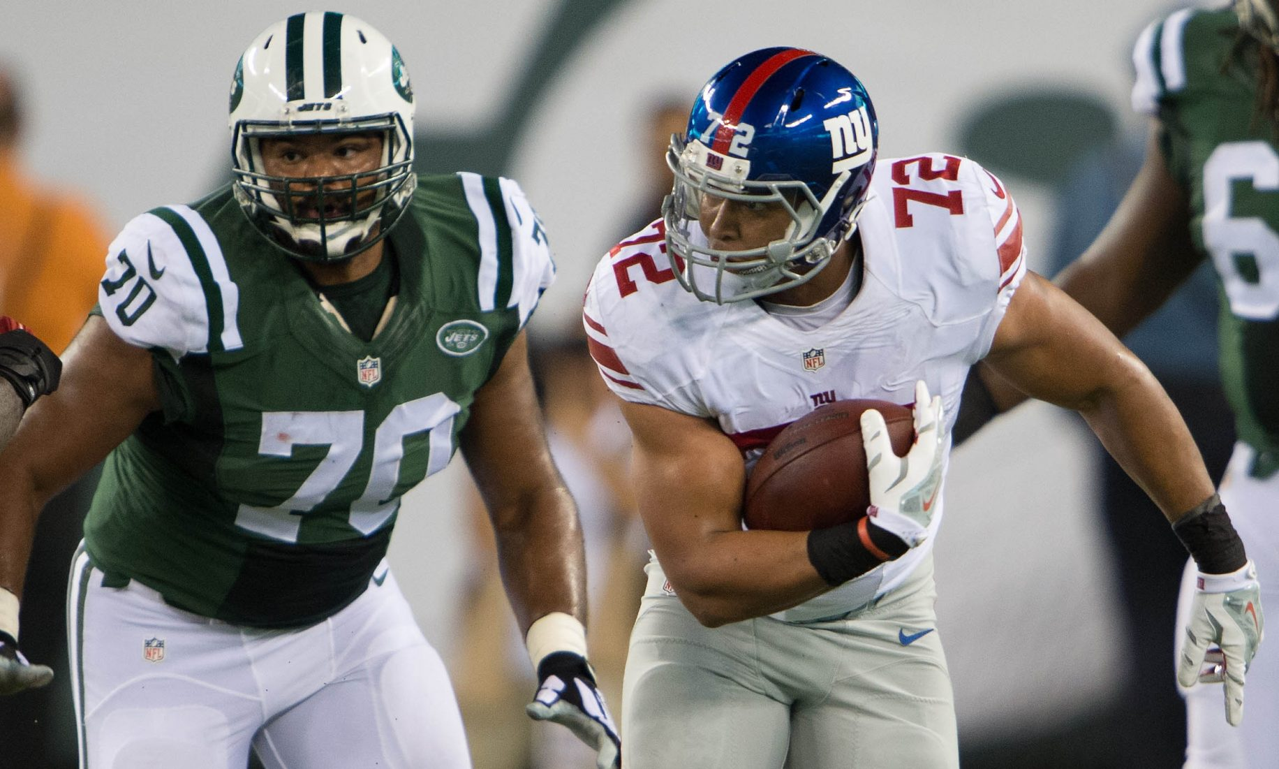 New York Giants: No Compensation Owed Should Kerry Wynn Defect to New England