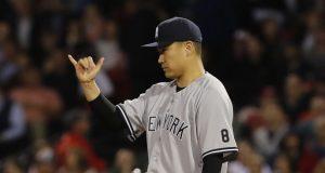 New York Yankees Send Masahiro Tanaka To Face Chris Sale At Fenway 2