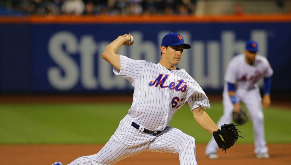 New York Mets Amazin' News, 4/5/17: Seth Lugo Hits the DL, Bartolo's Back in Town