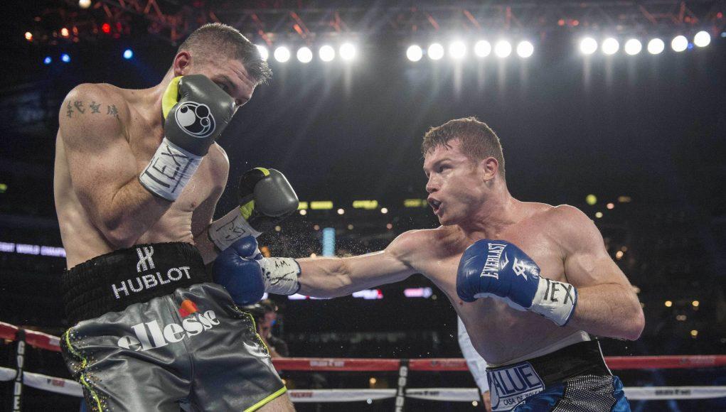 ESNY's Top 10 Pound-for-Pound Boxers: Does Canelo Alvarez Top the List?