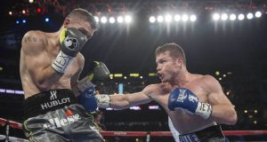 ESNY's Top 10 Pound-for-Pound Boxers: Does Canelo Alvarez Top the List?