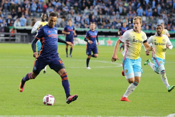 NYCFC Look to Bounce Back From Orlando Defeat at Columbus Crew 2