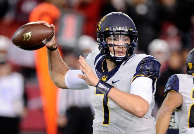 NFL Draft: New York Giants Select Cal QB Davis Webb In Round Three