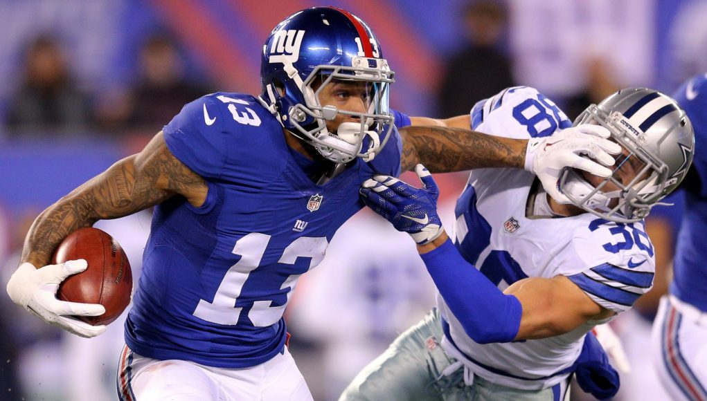 New York Giants: Ranking Jerry Reese's First Round Draft Picks