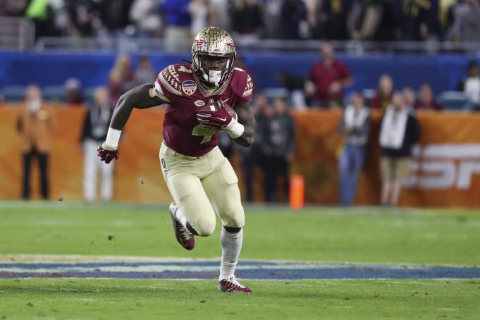 New York Giants Draft Diaries: Florida State RB Dalvin Cook 1