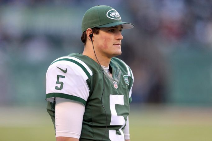 New York Jets Gang Green Daily, 4/6/17: Christian Hackenberg Trade In Works?