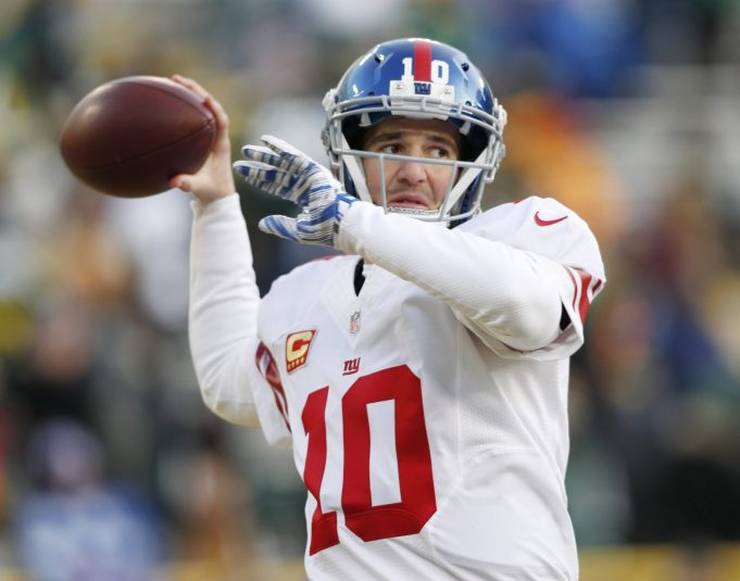 We Should Believe Eli Manning When He Says He's Done Nothing Wrong