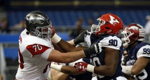 New York Giants Select Youngstown State DE Avery Moss In Round 5 2