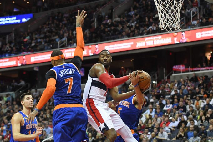 New York Knicks News Mix, 4/6/17: Slowing Down John Wall, James Dolan Argues With Fan