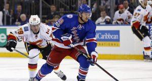Michael Grabner Key for New York Rangers Playoff Success